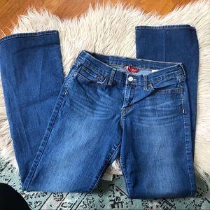 Lucky Brand Dark wash Jeans Size 8/29